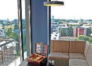 отель Ibis Styles Riga: Место для курения в ресторане