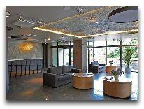 отель Ibis Styles Riga: Холл отеля