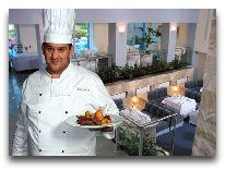 отель Karolina: Ресторан