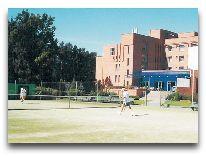 отель Karolina: Теннисные корты