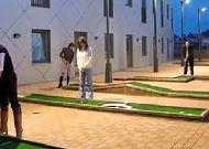 отель Kaunas: Мини-гольф
