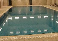отель Qafgaz Park: Бассейн