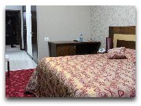отель Qafgaz Park: Двухместный номер Standard