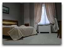 отель Qafgaz Park: Одноместный номер Standard