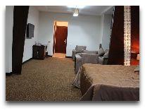 отель Qafgaz Park: Номер Junior Suite