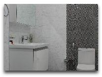 отель Qafgaz Park: Ванная в номере
