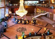 отель Kazakhstan: Холл отеля