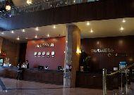 отель Kazakhstan: Ресепшен