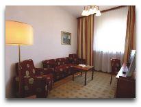 отель Kazakhstan: Номер Junior suite