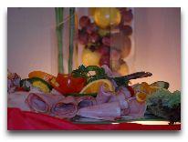 отель Kazimierz: Кулинарные изыски