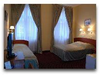 отель Kazimierz: Трехместный номер