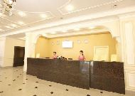 отель Kazzhol – Астана: Решепсен