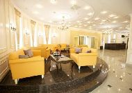 отель Kazzhol – Астана: Холл