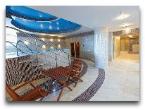 отель Kazzhol-Астана: Бассейн