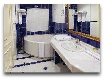 отель Kazzhol-Астана: Ванная в бизнес люксе