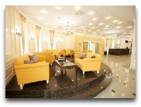 отель Kazzhol-Астана: Холл