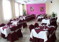 отель Kecharis Hotel: Ресторан Кечарис