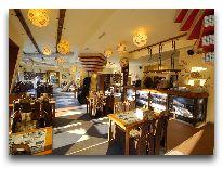 отель Kecharis Hotel: Джазве-кафе