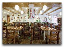 отель Kecharis Hotel: Ресторан Украина