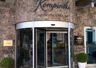 отель Hotel Badamdar ( бывший Kempinski Hotel): Вход в отель
