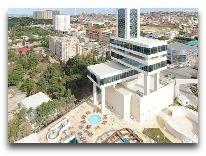 отель Badamdar Hotel: Вид на Аква Парк