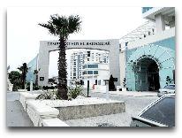 отель Badamdar Hotel: Вход на территорию