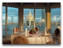 отель Badamdar Hotel: Ресторан