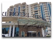 отель Badamdar Hotel: Фасад отеля