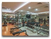 отель Badamdar Hotel: Фитнес центр