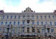 отель Kempinski Hotel Cathedral Square: Фасад отеля
