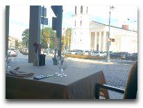 отель Kempinski Hotel Cathedral Square: Ресторан отеля