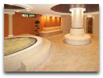 отель Kerpe: Сауна отеля