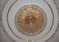 отель Kerwen: Люстра в холле