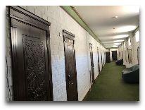отель Kesh Palace Hotel: Коридор отеля