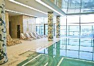 отель Харьков Палас: Закрытый бассейн