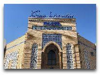 отель Khiva Lokomotiv: Фасад отеля