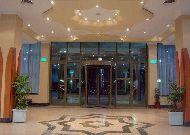 отель Khorezm Palace: Вход в отель