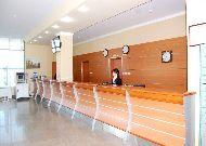 отель Khorezm Palace: Решепши