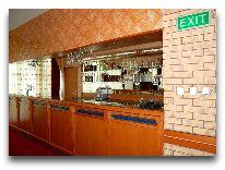 отель Khorezm Palace: Бар ресторана