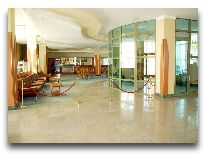 отель Khorezm Palace: Холл