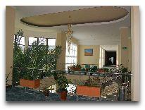 отель Khorezm Palace: Холл ресторана