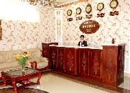 отель Khujand Deluxe: Ресепшн