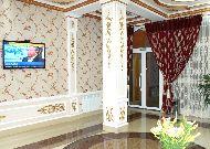 отель Khujand Deluxe: Холл