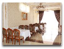 отель Khujand Deluxe: Ресторан