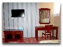 отель Khujand Deluxe: Стандартный двухместный номер