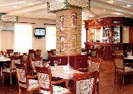 """отель Khujand Grand Hotel: Ресторан """"Омар Хайям"""""""