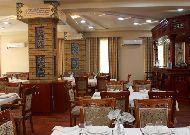 отель Khujand Grand Hotel: Ресторан