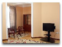 отель Khujand Grand Hotel: Номер Люкс