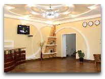 отель Khujand Grand Hotel: Ресепшн