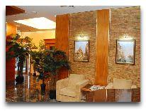 отель King Astana: Холл отеля